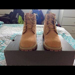 Original Timberland Boots Men's 4.5/Women Sz 6.